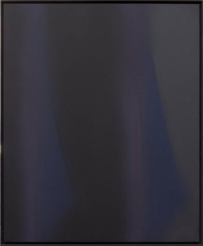 Claudio Olivieri, 1975, Me pinxit, olio su tela, 160x120cm