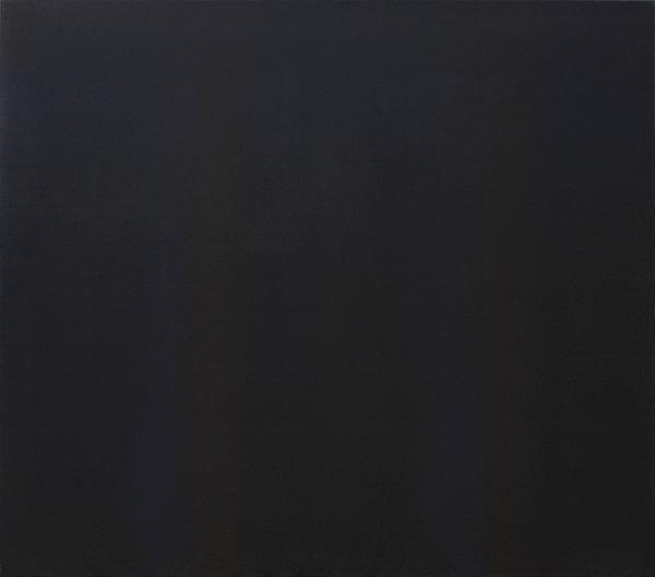 Claudio Olivieri, 1976, Blu per Marlowe, olio su tela, 200x220cm
