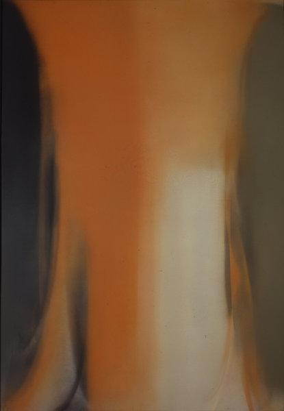 Claudio Olivieri, 1994, Eldorado, olio su tela, 260x180cm