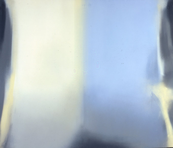 Claudio Olivieri, 1998, Occhio Fatato, olio su tela, 198x220cm