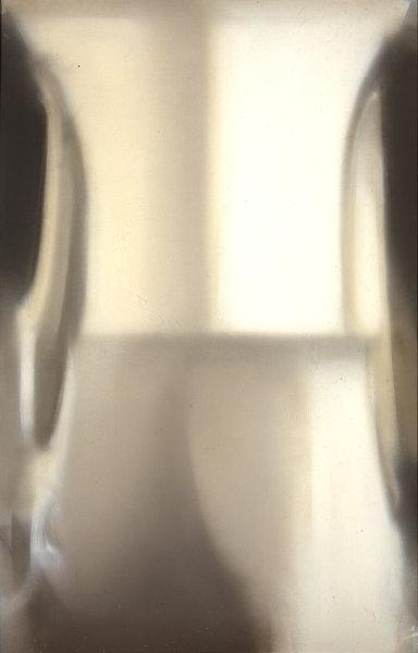 Claudio Olivieri, 1999, Meridiano, olio su tela, 250x160cm