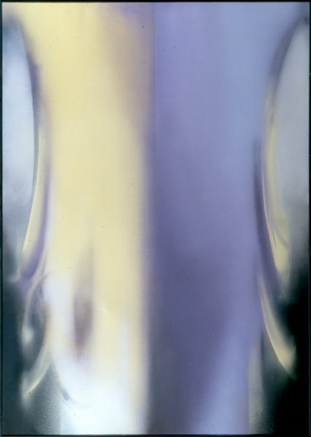 Claudio Olivieri, 2007, In Memoria, olio su tela, 260x180cm