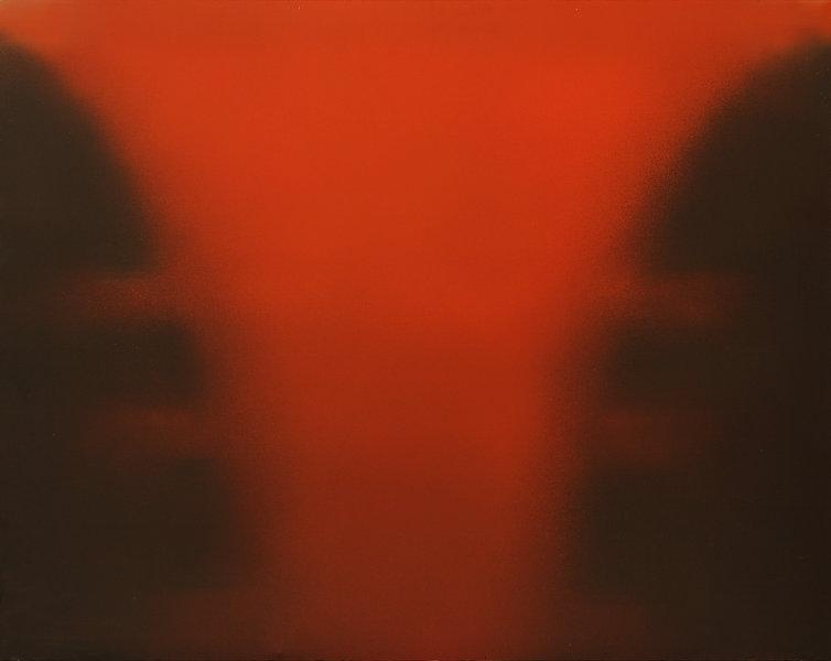 Claudio Olivieri, 2008, Inoltre, olio su tela, 200x240cm